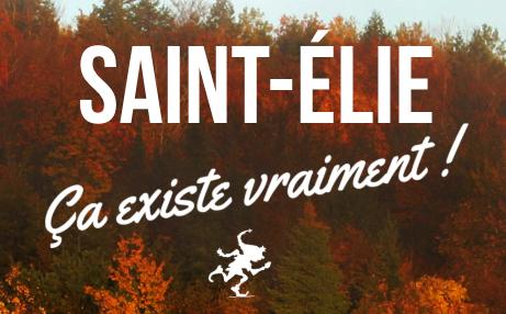 Tourisme Saint-Élie-de-Caxton